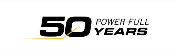 50 Power Full Years
