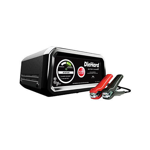 DieHard DH137 Automatic Battery Charger, 12 Volts, 10 Amps