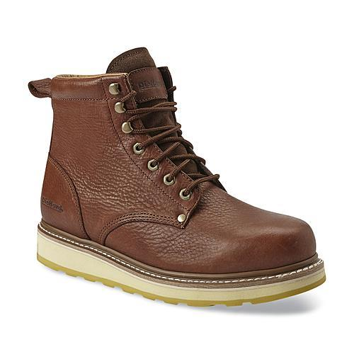 "DieHard Men's 6"" Soft Toe Work Boot - Brown"