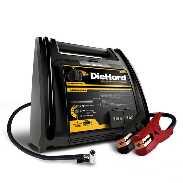 DieHard Gold Portable Power 950 Charger