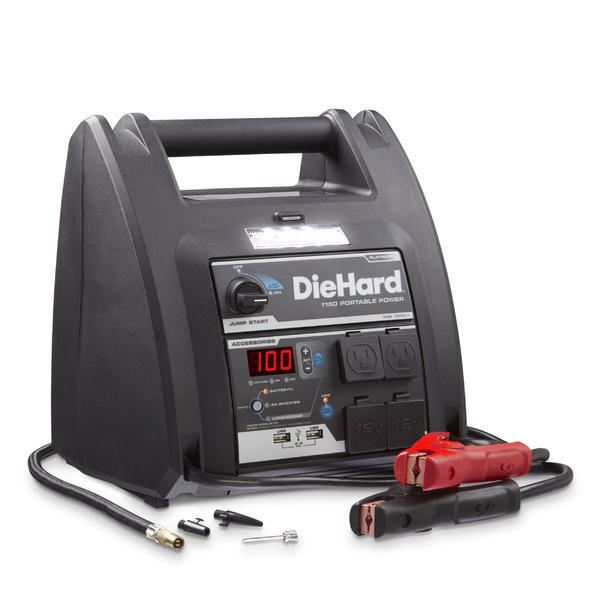 DieHard Platinum Portable Power 1150