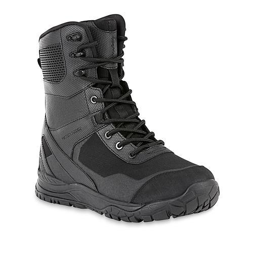 DieHard Men's MacArthur Black Safety Boot