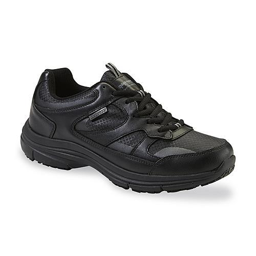 DieHard Men's Mac Soft Toe Black Work Shoe