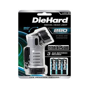 DieHard 41-6392 diehard 280 lm swivel head flashlight