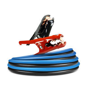Schumacher Electric DieHard 20 ft. 4 Ga. Booster Cable Clamps 250 amps - Case Of: 1;